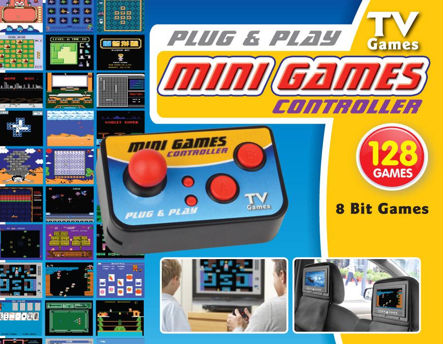 minni games